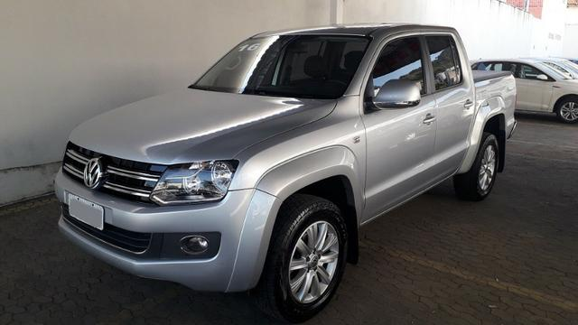 Vw - Amarok Highline!!!