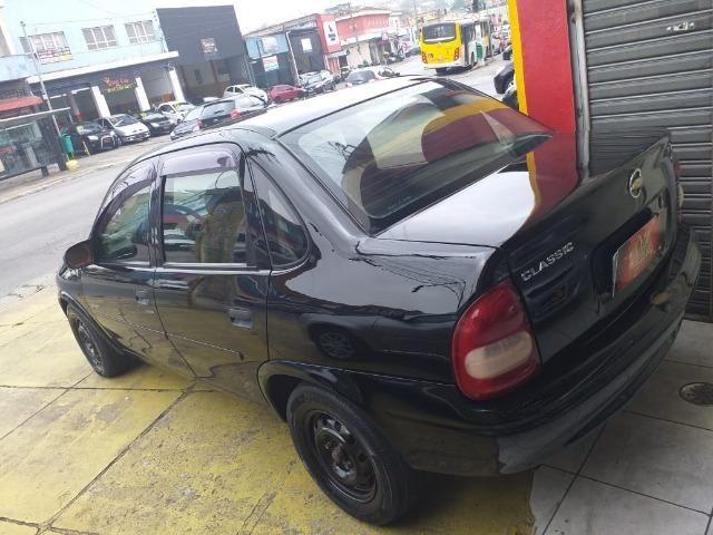 Gm - Chevrolet Corsa sedan entrada no cartão ficha pelo whatsap - Foto 5