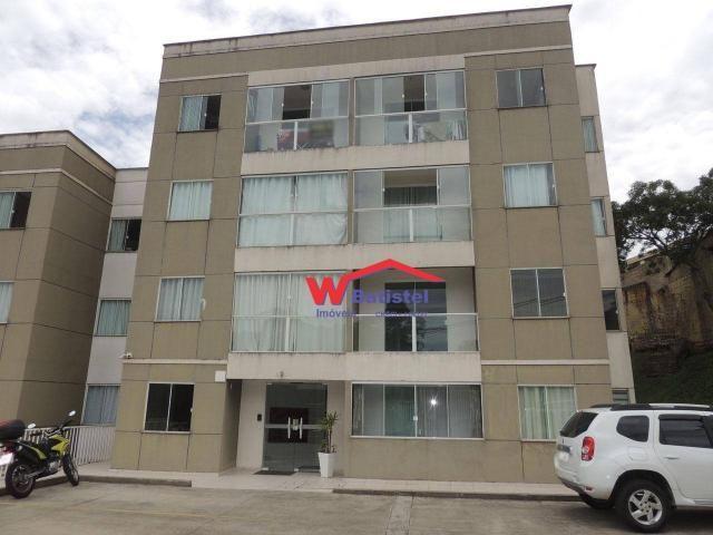 Apartamento com 2 dormitórios à venda, 46 m² por r$ 152.000 - rua tunísia nº 634 - fátima  - Foto 2