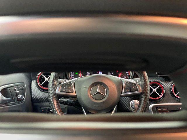 Mercedes a-250 SPORT 2017 Blindada top c/23.000km - Foto 10