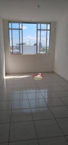 Apartamento com 3 dormitórios à venda por R$ 180.000,00 - Fátima - Fortaleza/CE - Foto 13