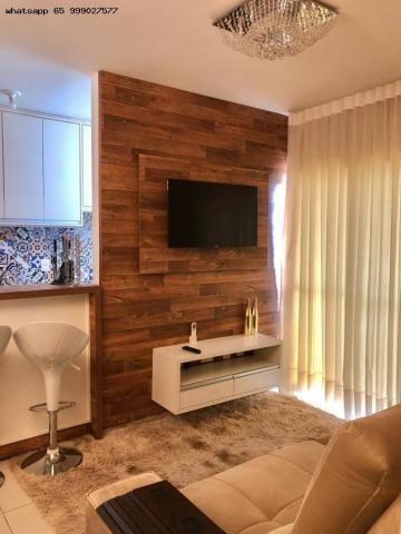 Apartamento para Venda em Várzea Grande, Centro-Norte, 2 dormitórios, 1 banheiro, 1 vaga - Foto 17