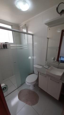 Apartamento para alugar 03 dormitórios em Santa Maria Semi-mobiliado com Sacada com churra - Foto 5