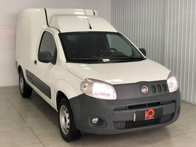 Fiat Fiorino 1.4 Hard Working GNV - Foto 2