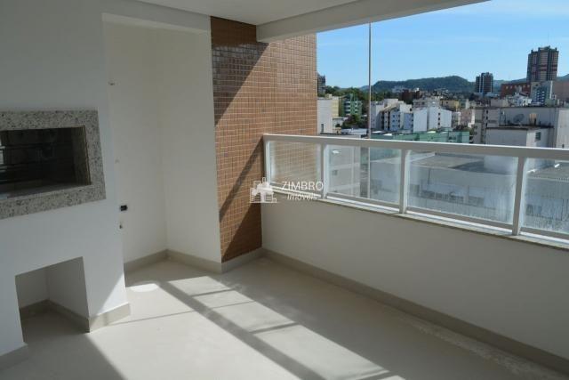 Apartamento 03 dormitórios para venda em Santa Maria com Suíte Sacada Churrasqueira Garage - Foto 3