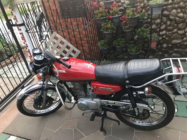 Honda ML 125 Relíquia - Foto 6