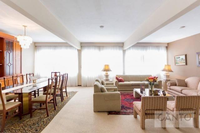Apartamento com 4 dormitórios (1 suíte) à venda no Alto da XV, 289 m² por R$ 779.000 - Cur - Foto 5
