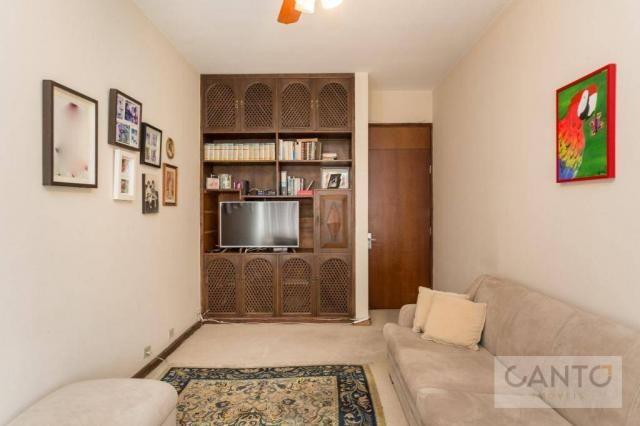 Apartamento com 4 dormitórios (1 suíte) à venda no Alto da XV, 289 m² por R$ 779.000 - Cur - Foto 12