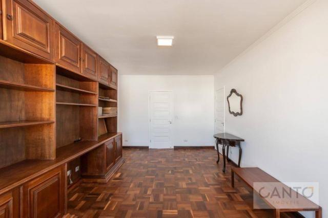 Apartamento com 3 dormitórios para alugar no Batel - condomínio com valor baixo, 96 m² por - Foto 3