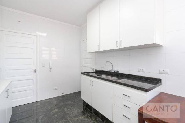 Apartamento com 3 dormitórios para alugar no Batel - condomínio com valor baixo, 96 m² por - Foto 9