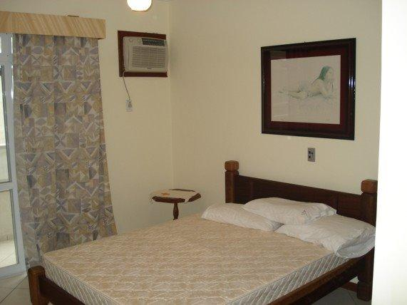 Apartamento 2 quartos vista para praia climatizado - Foto 15