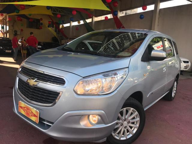 Chevrolet SPIN LT 1.8 8V Econo.Flex 5p Aut. - Foto 3
