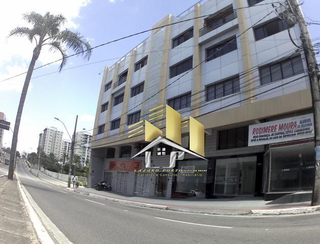 Laz- Alugo loja com 96 metros com Mezanino na Serra - Foto 9