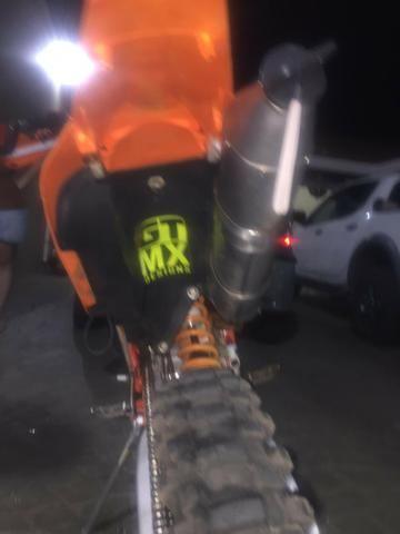 Moto de Trilha Ktm Exc 450 - Foto 11
