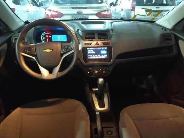 COBALT 2012/2013 1.8 SFI LTZ 8V FLEX 4P AUTOMÁTICO - Foto 6