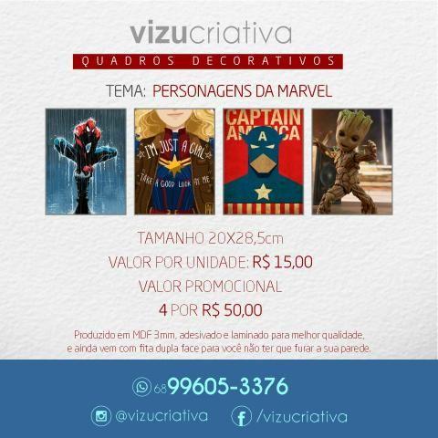 Quadros Decorativos a partir de R$15,00 - Foto 6