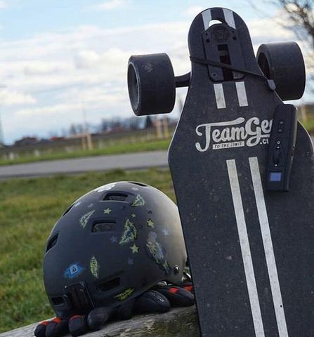 Skate Elétrico TeamGee H20 - Foto 5