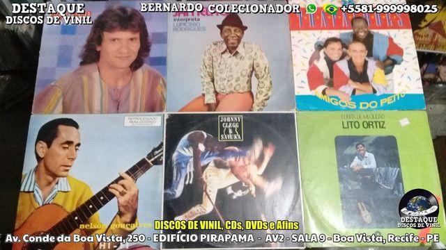 Visite-nos Sem Compromisso, Discos de Vinil, CDs e DVDs - Destaque Discos de Vinil - Foto 4