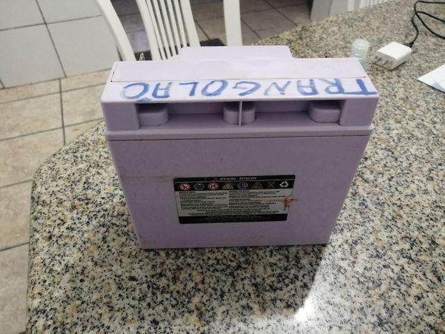 Bateria para nobraique nova na garantia 18h 12 v - Foto 2
