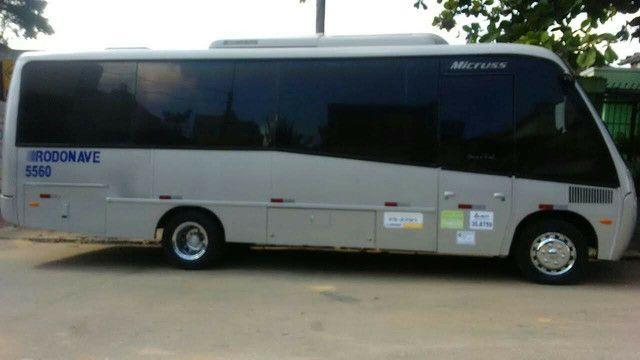Micro Ônibus executivo Semi leito/Vendo ou Troco - Foto 3