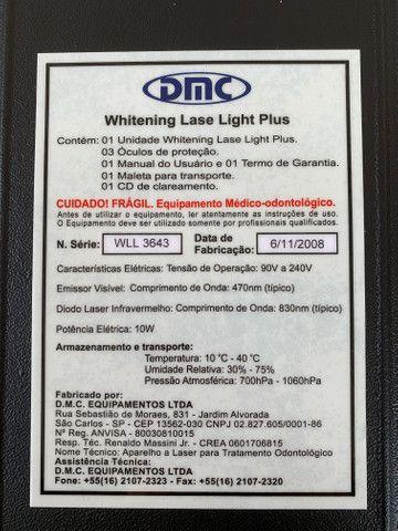 Whitening Lase Light Plus DMC - Foto 5