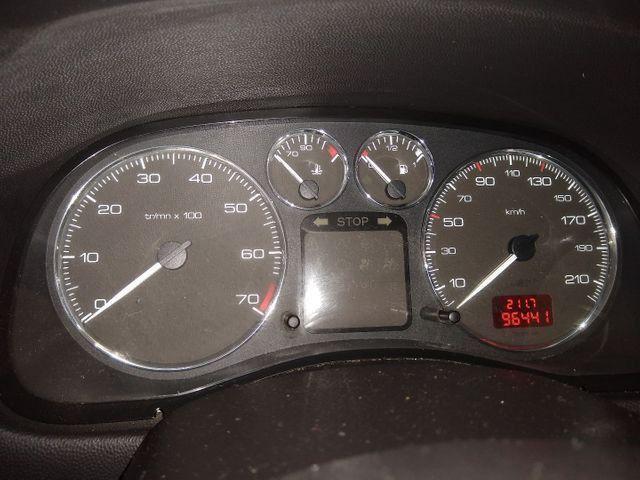 Peugeot 307 1.6 presence 16v Flex manual  - Foto 6