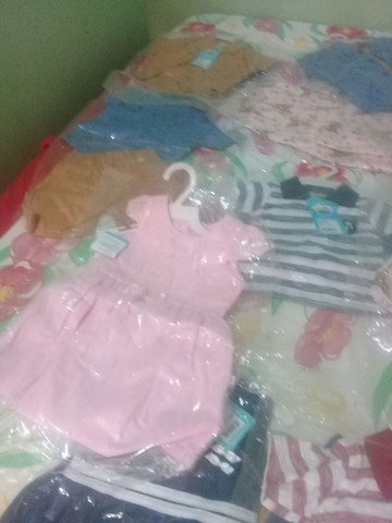 Vendo roupas infantis - Foto 3