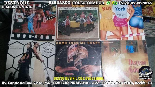 Discos de Vinil, Com Gêneros Variados, Nacional e Internacional - Foto 5