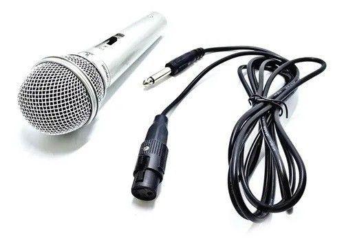Microfone com Fio Dinâmico  MT-1018 - Foto 2