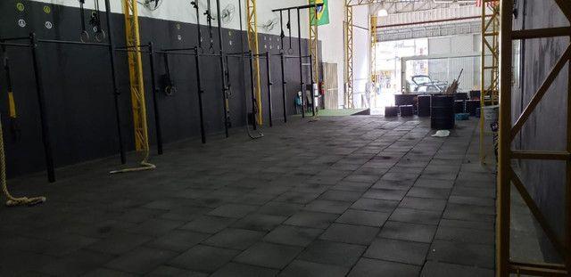 Rack funcional para CrossFit - 18 Metros comprimento - Foto 5