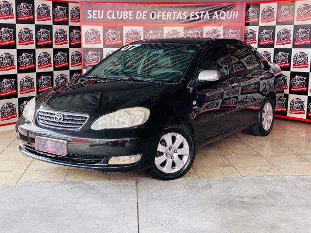 Corolla 1.8 XEI Automática 4P * Com Apenas R$ 4.000,00 de Entrada - Foto 5