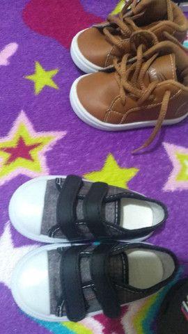 Lote de sapatos 150 - Foto 4