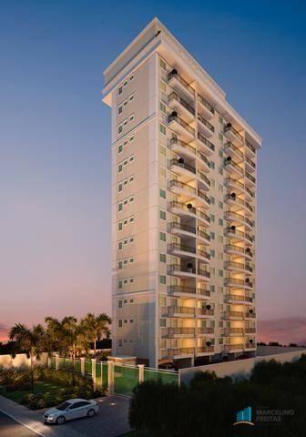 Apartamento com 2 dormitórios à venda, 53 m² por R$ 360.684,20 - Jacarecanga - Fortaleza/C - Foto 2