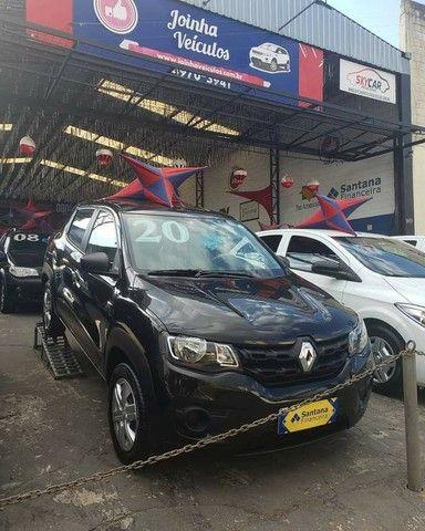 Renault kwid zen 1.0 2020 - completo