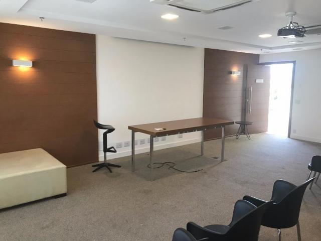 Sala com VAGA para alugar, 30 m² por R$ 1.200/mês - Icaraí - Niterói/RJ - Foto 12