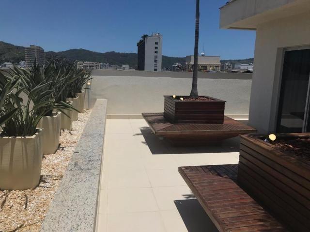 Sala com VAGA para alugar, 30 m² por R$ 1.200/mês - Icaraí - Niterói/RJ - Foto 9