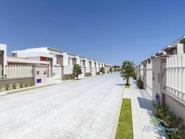 Casa à venda, 132 m² por R$ 469.000,00 - Tamatanduba - Eusébio/CE - Foto 3