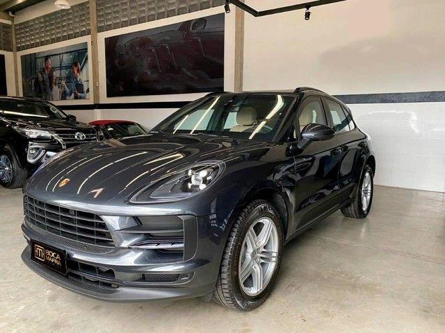 Porsche Macan 2.0 BLINDADA