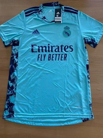 Camisas de time europeu  - Foto 3