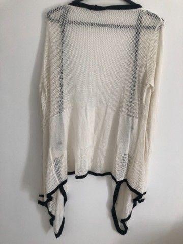 Casaquinho tricot  - Foto 2