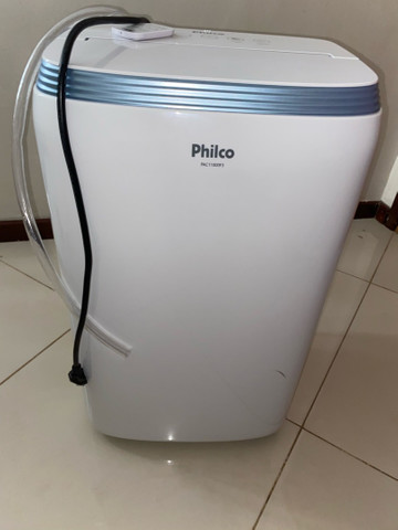 Ar-Condicionado Portátil Philco PAC11000F3 Frio 11.000 Btus - Branco