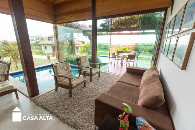 Bangalô com projeto personalizado no Villa Monte Castelo - Foto 10