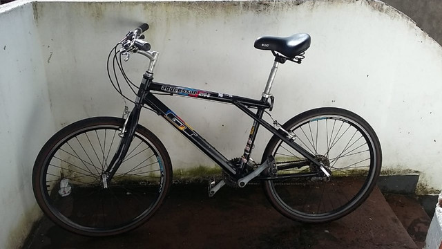 Mountain bike Gt agressor 2,0 Aro26 vendo/troco