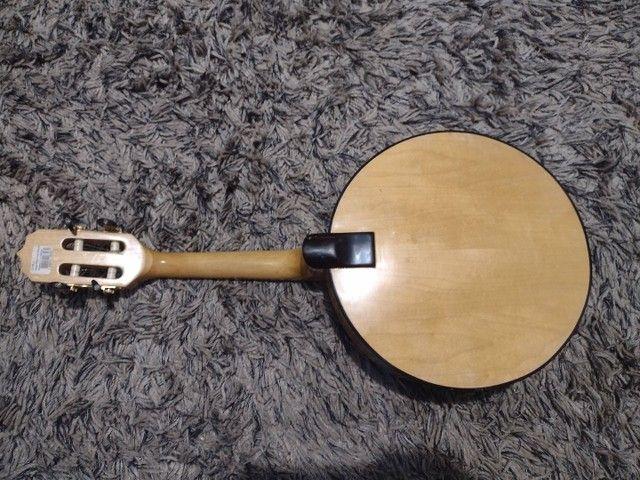 Banjo rosini profissional elétrico RJ 13 eln  - Foto 4