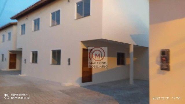 Apartamento Duplex com 3 dormitórios à venda, 91 m² por R$ 270.000,00 - Cambolo - Porto Se - Foto 6
