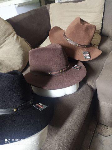 Chapéus embaixador Gustavo Lima novo modelo