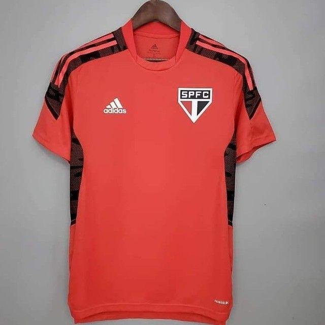 Camisa do São Paulo (treino)