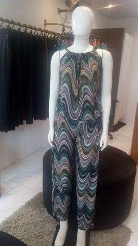Macacão Van fashion