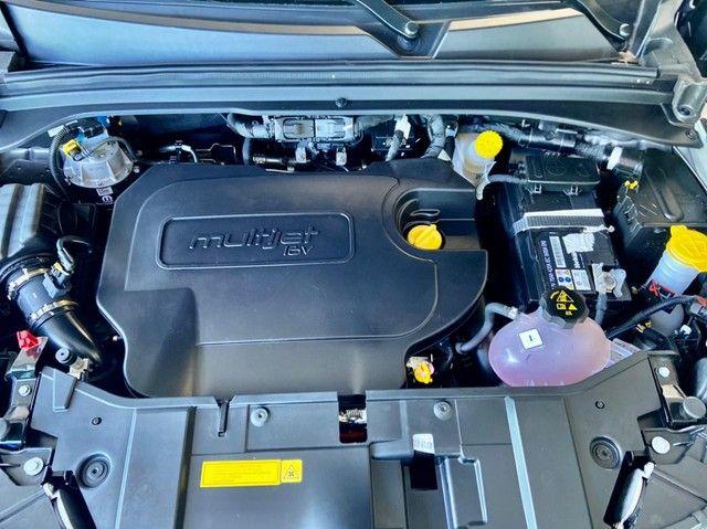 Fiat Toro volcano 2021 Diesel 4x4 !! ipva 21 pago !! - Foto 15