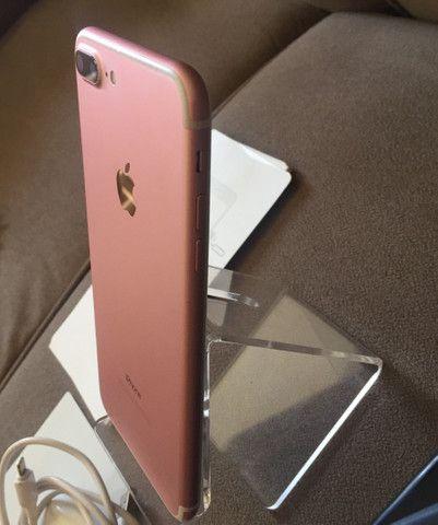 IPhone 7 Plus 32GB Gold Rose  - Foto 4